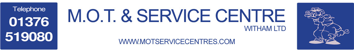 Witham MOT and Service Centres logo