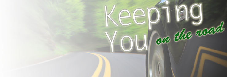 Keeping you on the road